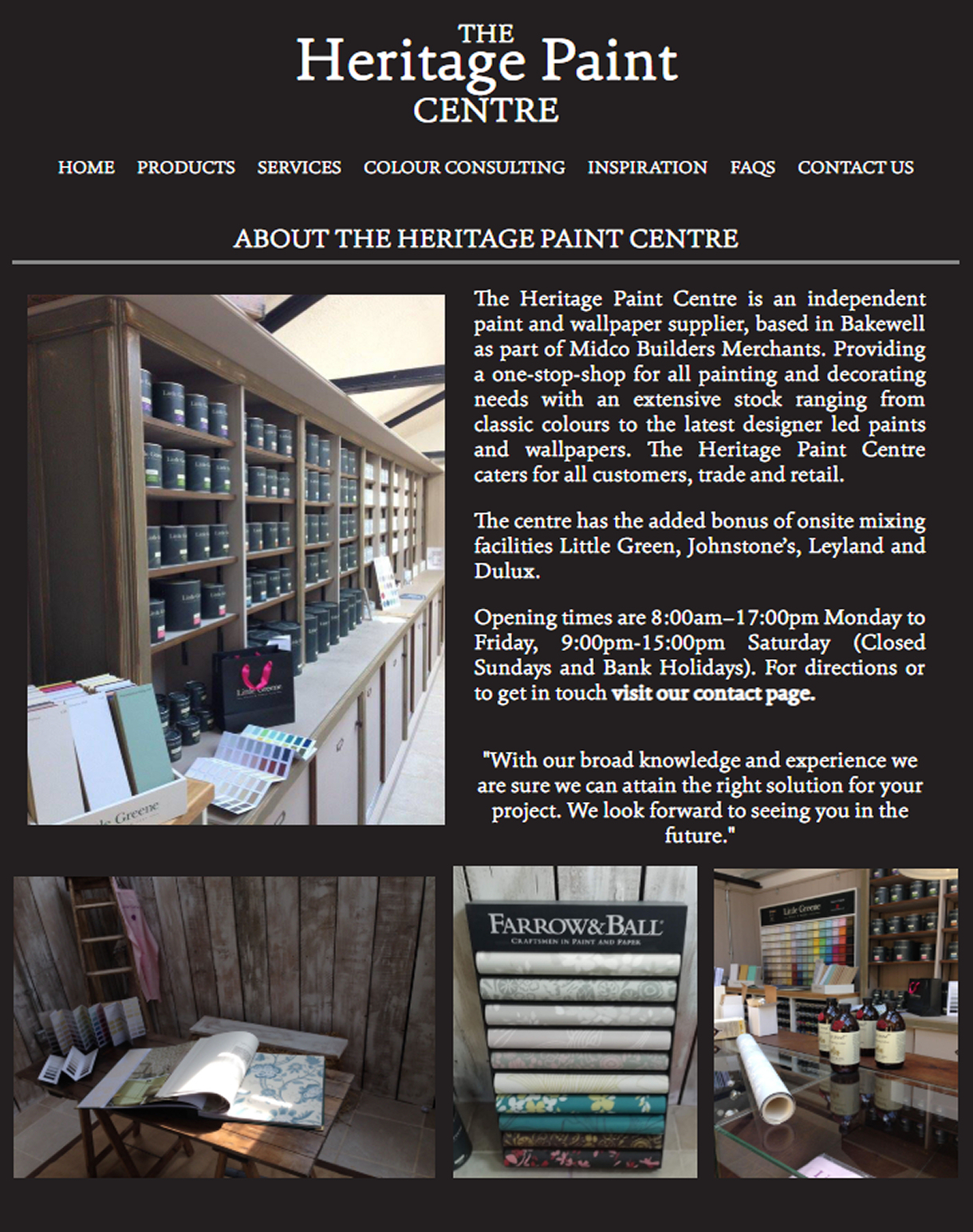 paint store derbyshire