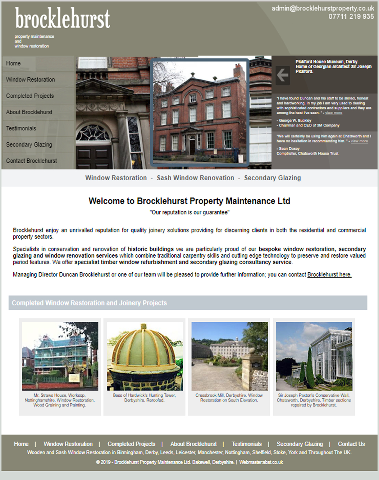 Web Design Bakewell